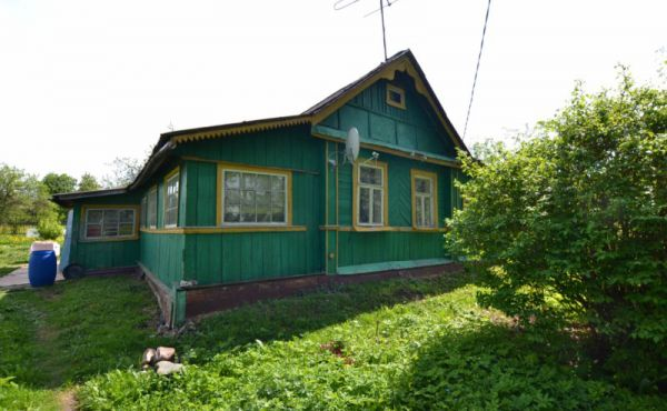 Дом в Волоколамске на улице Заречная